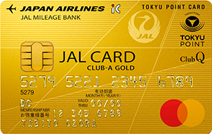 JALカード TOKYU POINT ClubQ DC Mastercard